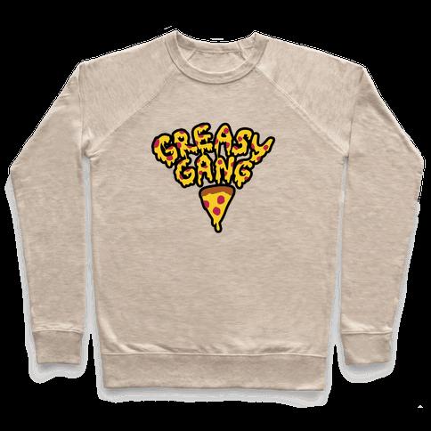 Greasy Gang Pullover