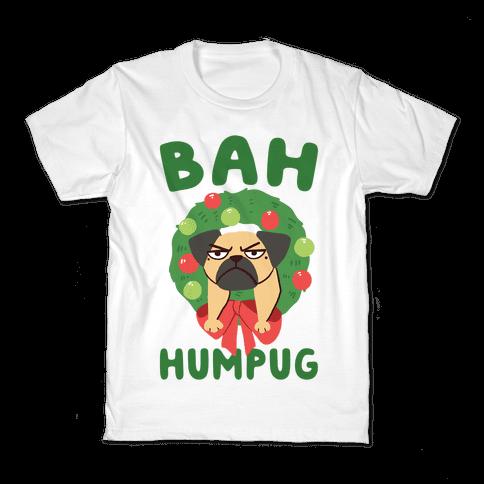 Bah Humpug Kids T-Shirt