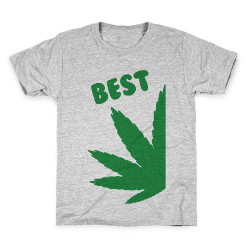 Best Buds Couples (Best) Kids T-Shirt
