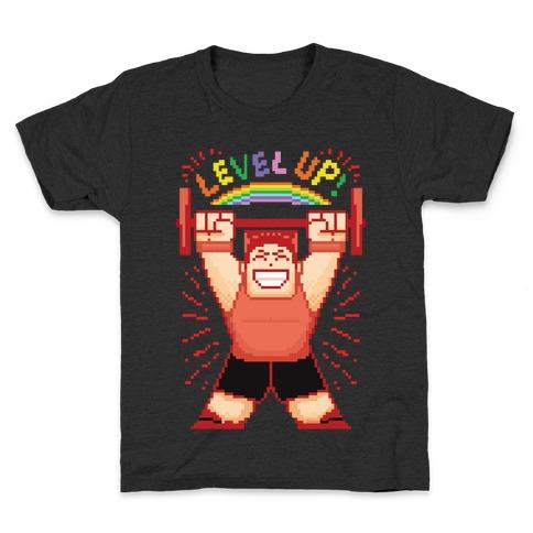 Level Up! Kids T-Shirt