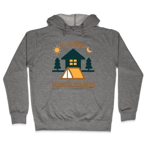 Camp Backyard Hooded Sweatshirt