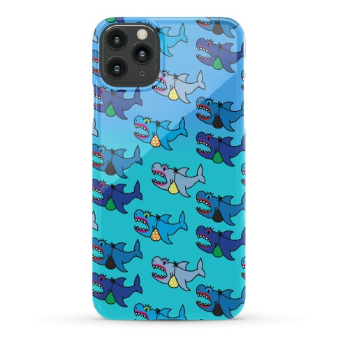 Sexy Shark Pattern Phone Case