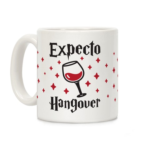 Expecto Hangover (Wine) Coffee Mug