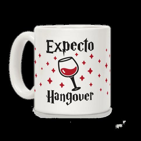 Expecto Hangover (Wine) Coffee Mug