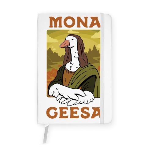 Mona Geesa Notebook