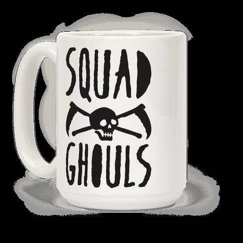 Squad Ghouls Coffee Mug