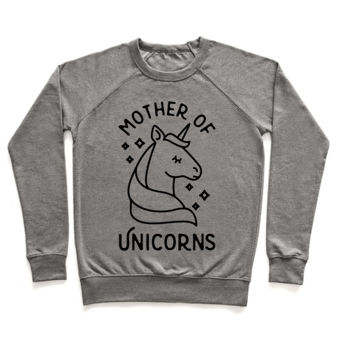Mother Of Unicorns Pullover