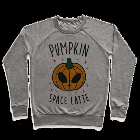 Pumpkin Space Latte Pullover