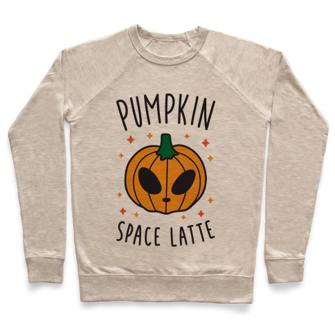 Pumpkin Space Latte Pullover
