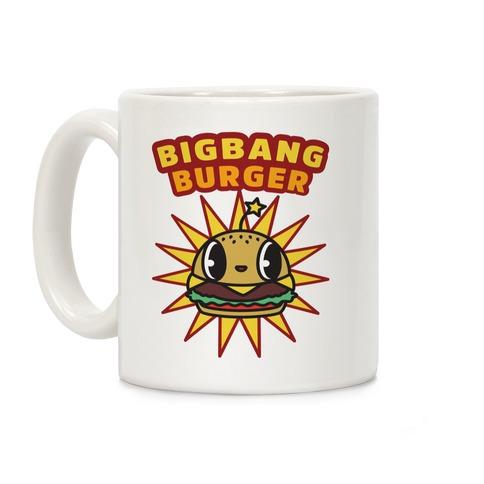 Big Bang Burger Coffee Mug