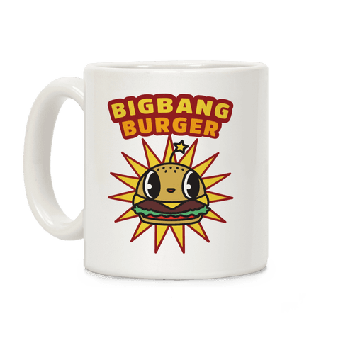 Big Bang Burger Coffee Mug