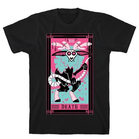 Creepy Cute Tarots: Death T-Shirt