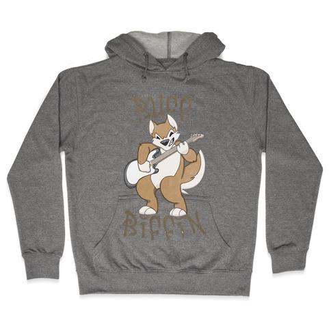 Ruff Riffin' Hooded Sweatshirt