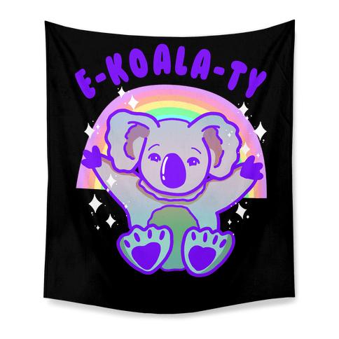 E-koala-ty Tapestry