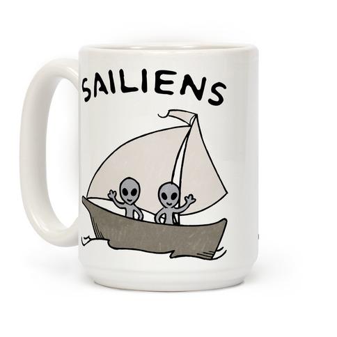 Sailiens Coffee Mug