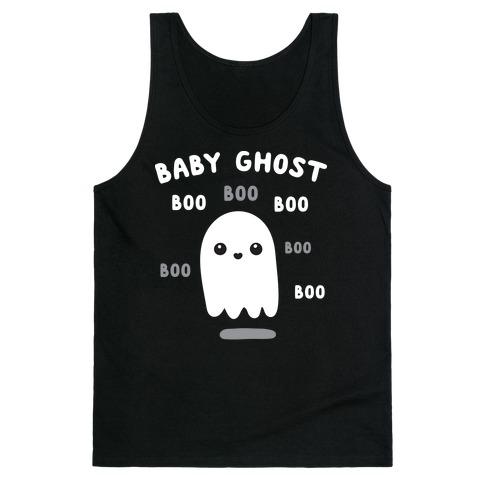Baby Ghost Boo Boo Boo Tank Top