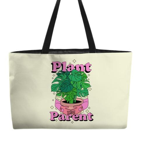 Plant Parent Weekender Tote