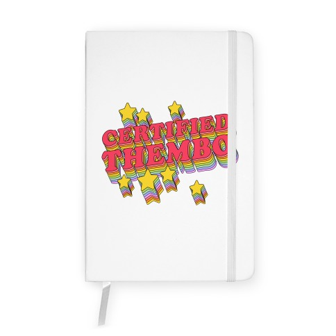Certified Thembo  Notebook