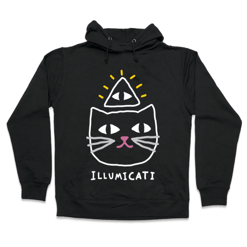 Illumicati Hooded Sweatshirt