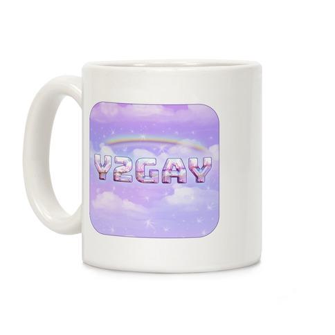 Y2GAY Coffee Mug