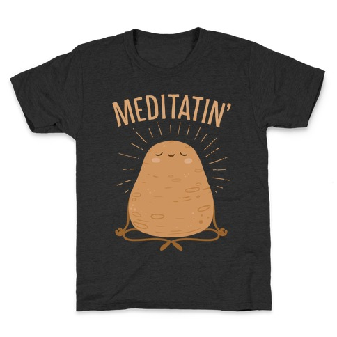 Meditatin' Kids T-Shirt