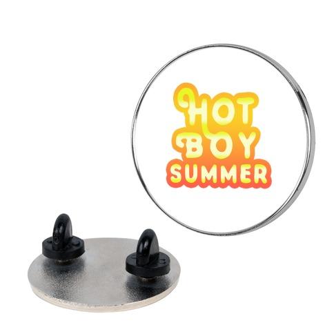 Hot Boy Summer Pin