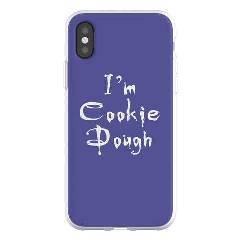 I'm Cookie Dough Phone Flexi-Case
