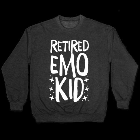 Retired Emo Kid Pullover