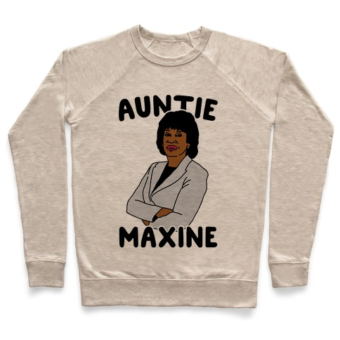 Auntie Maxine Pullover