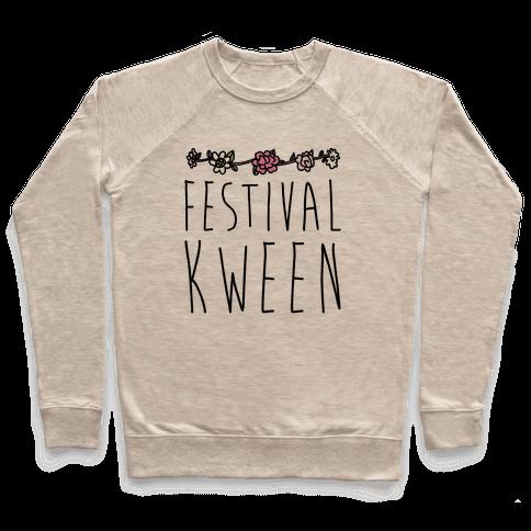 Festival Kween Pullover