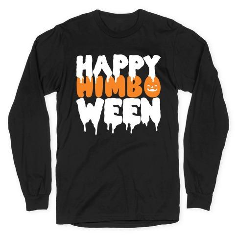 Happy Himboween Long Sleeve T-Shirt