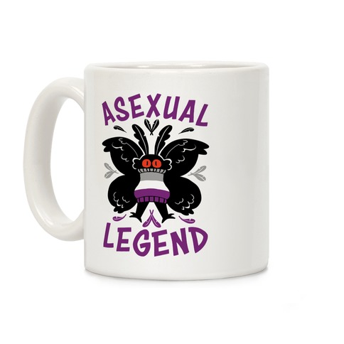 Asexual Legend Coffee Mug