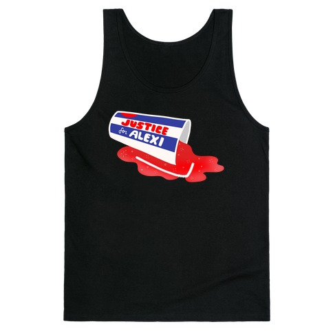 Justice for Alexi Tank Top