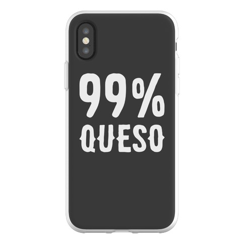 99% Queso Phone Flexi-Case