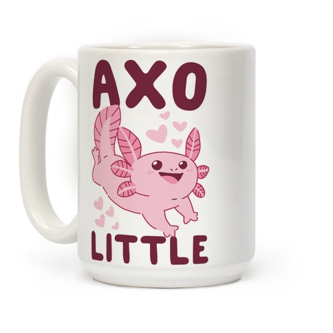 Axolittle Coffee Mug