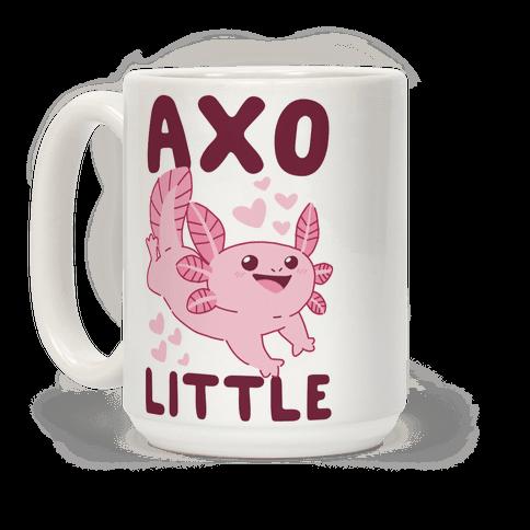 Axolittle Coffee Mug