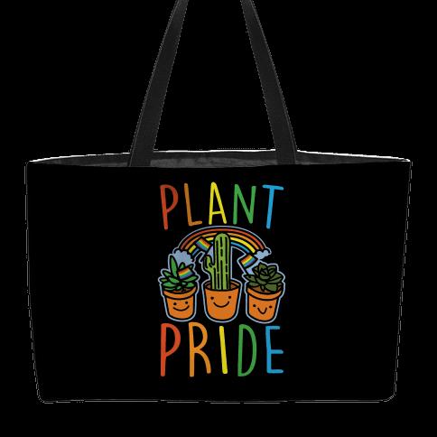 Plant Pride Weekender Tote