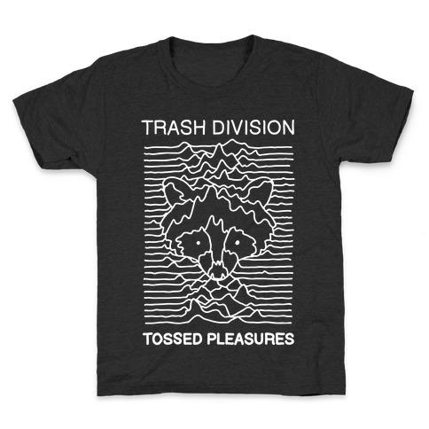 Trash Division Kids T-Shirt