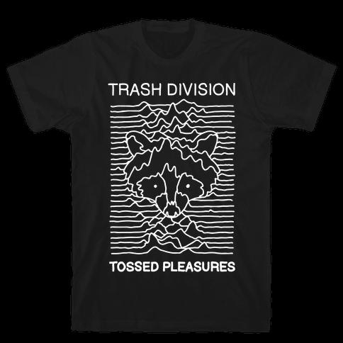 Trash Division Mens/Unisex T-Shirt