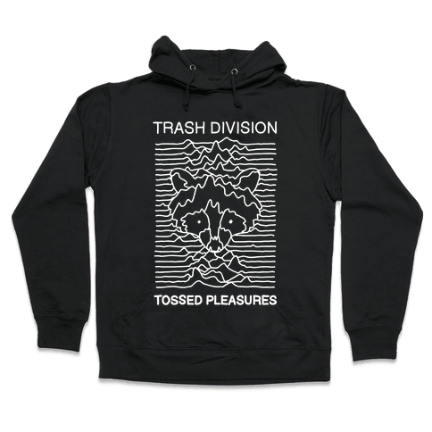 Trash Division Hooded Sweatshirt