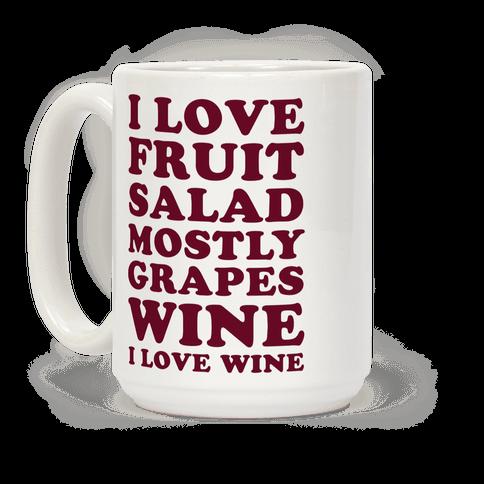 Wine I Love Wine