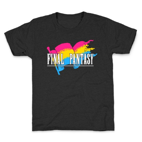 Final Pantasy Kids T-Shirt
