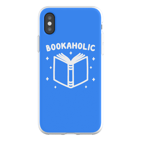 Bookaholic Phone Flexi-Case