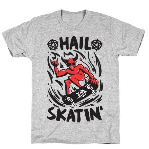 Hail Skatin' Satan T-Shirt