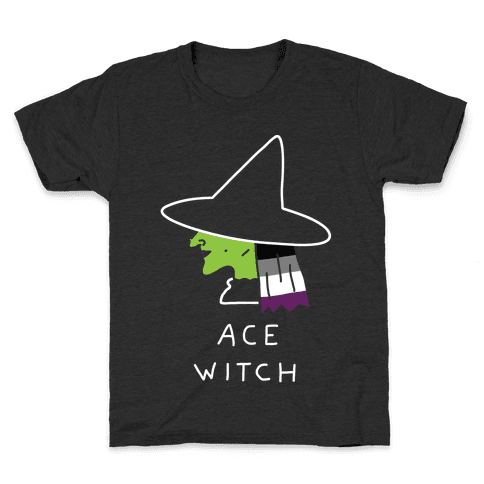 Ace Witch Kids T-Shirt