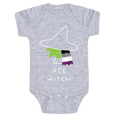 Ace Witch Baby Onesy