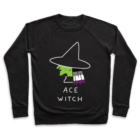Ace Witch Pullover
