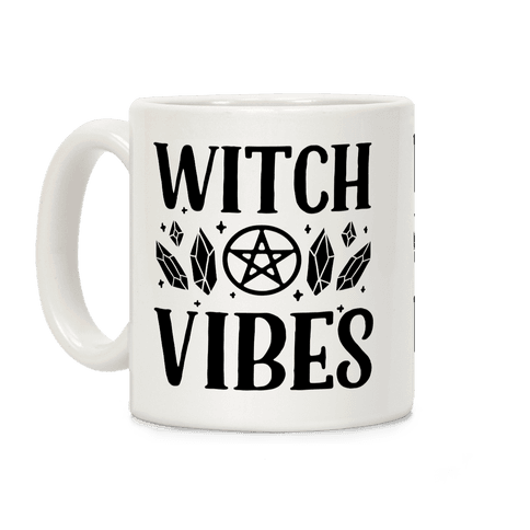 Witch Vibes Coffee Mug