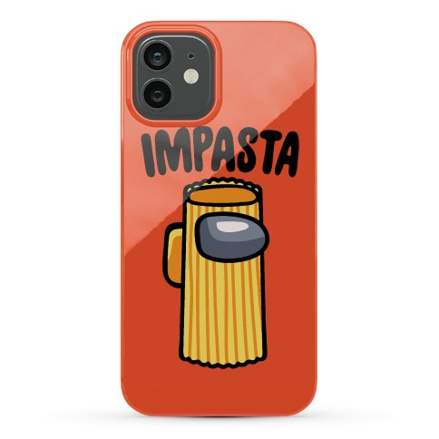 Impasta Parody Phone Case
