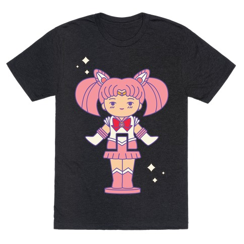 Sailor Chibi Moon Pocket Parody T-Shirt